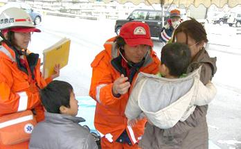 災害救護活動