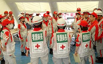 院外災害救護訓練1