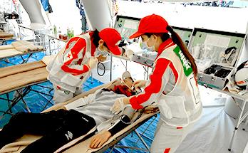 院外災害救護訓練2