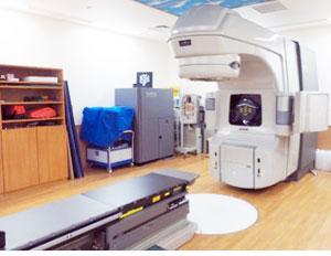 高精度放射線治療装置